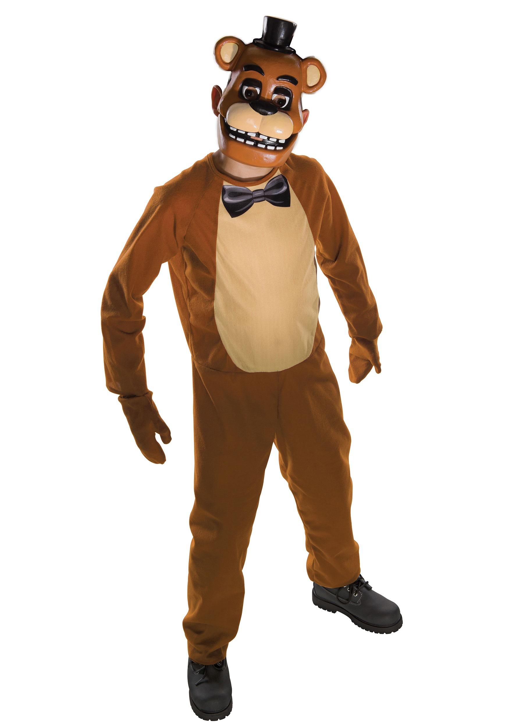 Five nights at freddy s child freddy costume