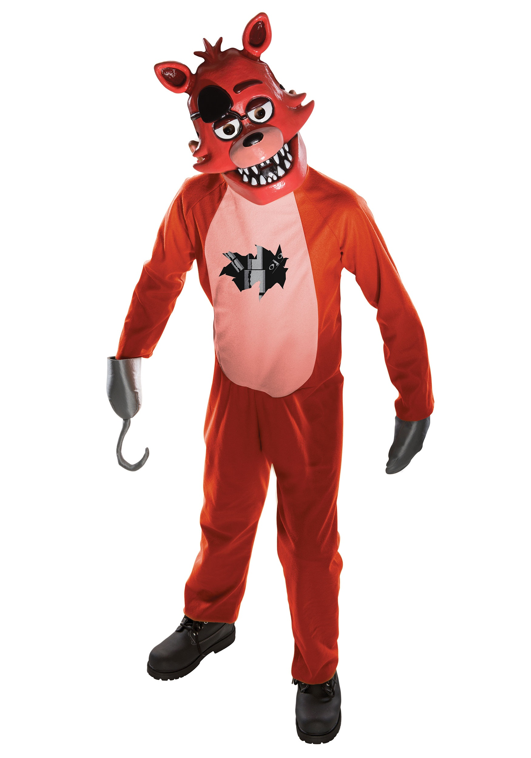 Five nights at freddy 39 s child foxy costume for 9 year old boy halloween costume ideas