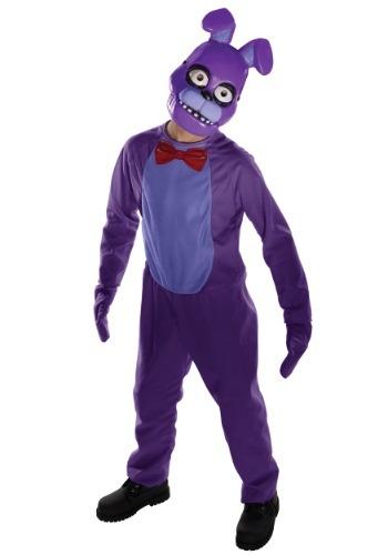 Five Nights at Freddys Child Bonnie Costume