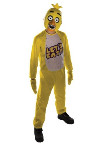 Five Nights at Freddys Child Chica Costume