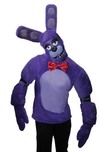 Five Nights at Freddys Adult Bonnie Costume