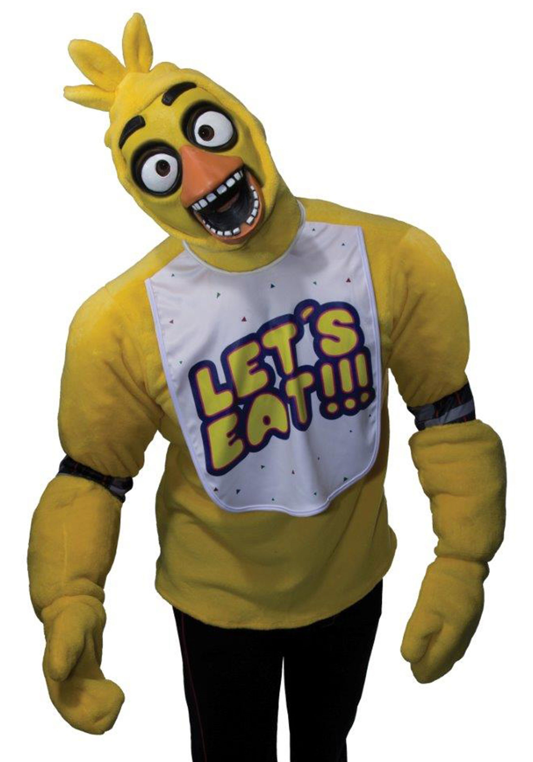 Five Nights Freddy Adult Chica Costume