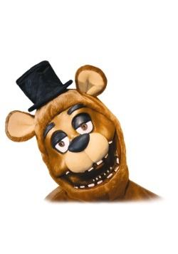 Five nights at freddy s adult pvc freddy mask