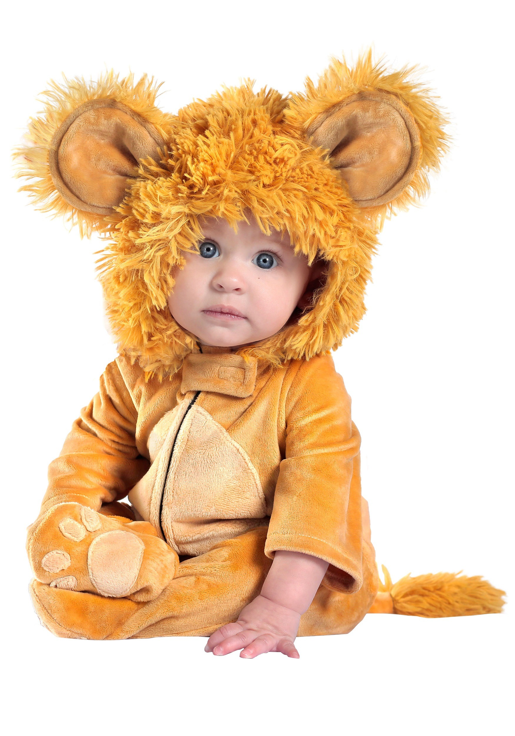 Anne Geddes Lion Costume For Baby