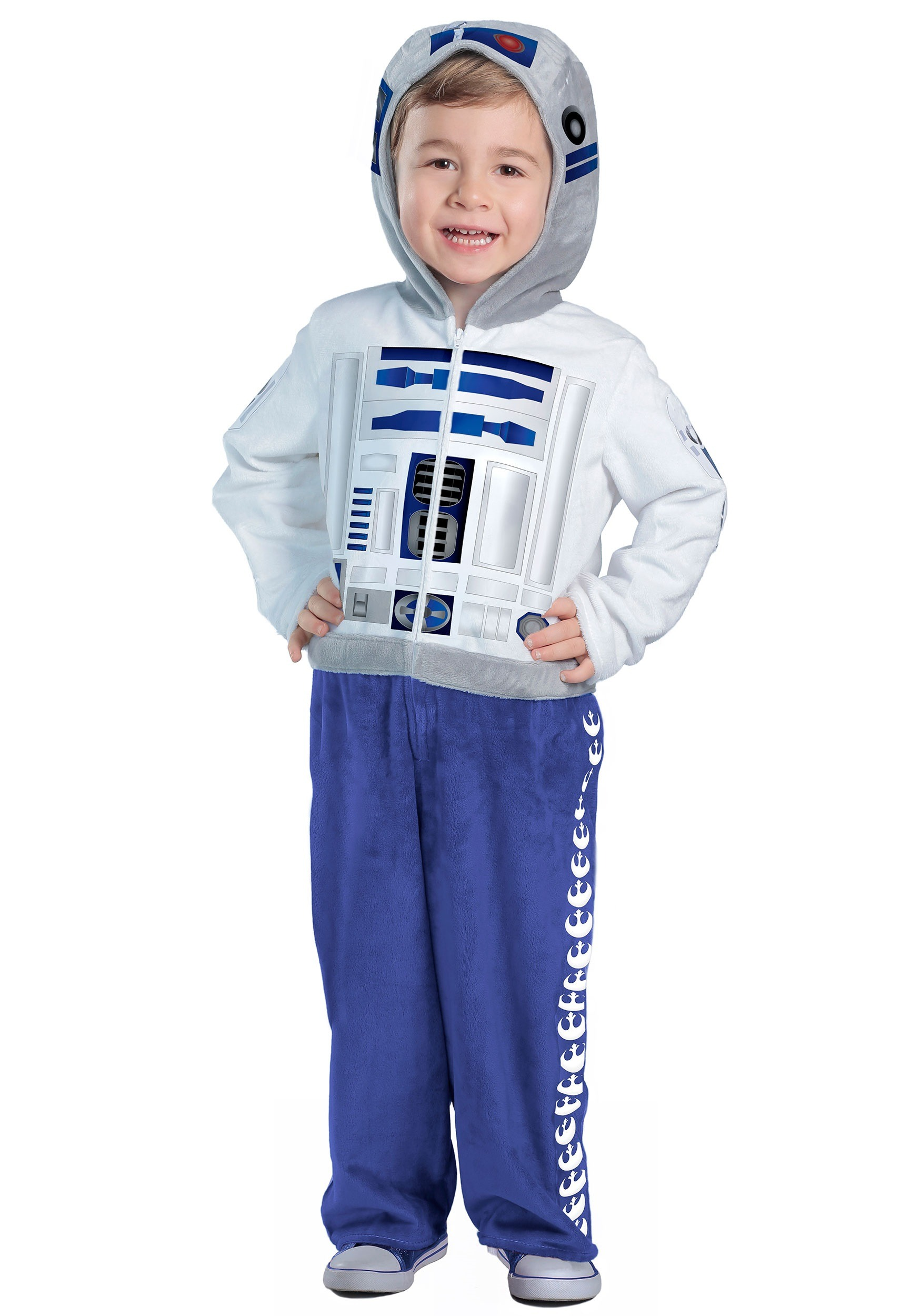 R2d2 Baby Costume Toddler Deluxe R2D2 Co...