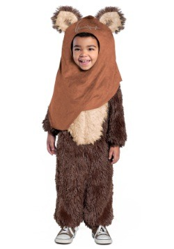 Toddler Deluxe Wicket / Ewok Costume