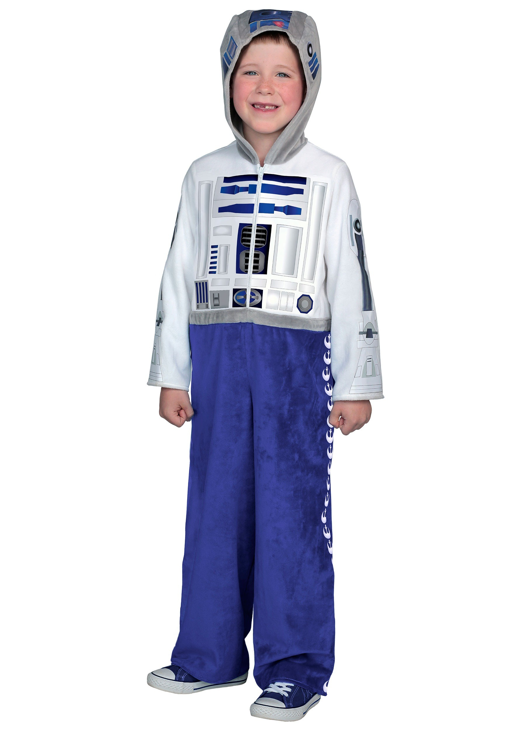 R2d2 Costume Child Deluxe R2D2 Cost...