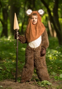 Child Deluxe Wicket/Ewok Costume