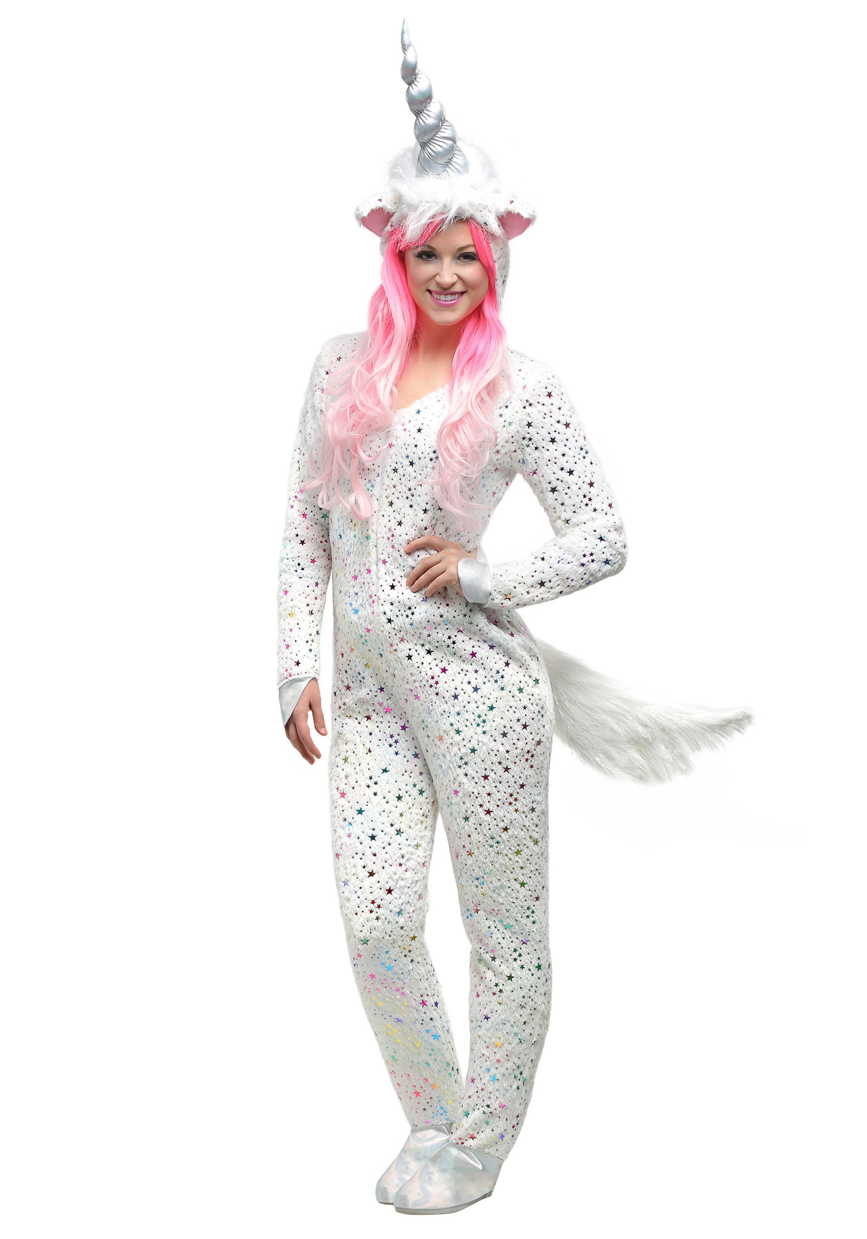 Womenu0027s Magical Unicorn Costume  sc 1 st  Halloween Costumes & Unicorn Halloween Costumes For Kids u0026 Adults - HallowenCostumes.com