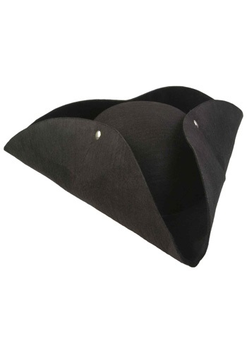 Deluxe Tricorn Pirate Hat By: Forum Novelties, Inc for the 2015 Costume season.