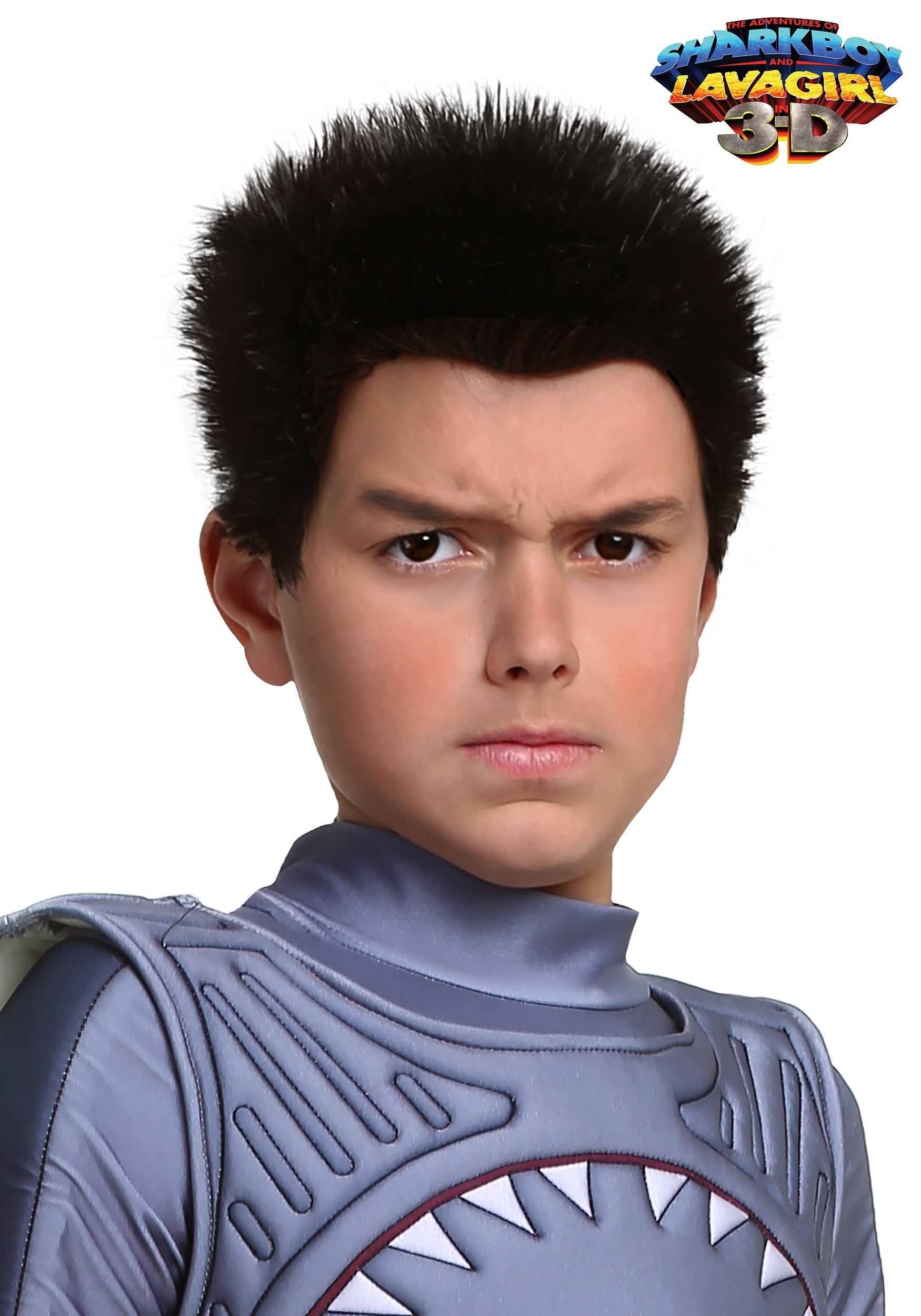 sharkboy wig for kids