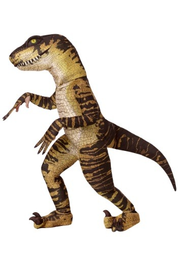 Child Raptor Costume