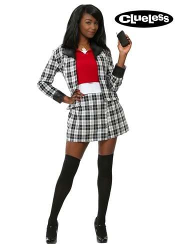 Clueless Dee Womens Costume