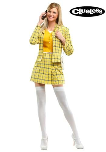 Clueless Cher Womens Costume