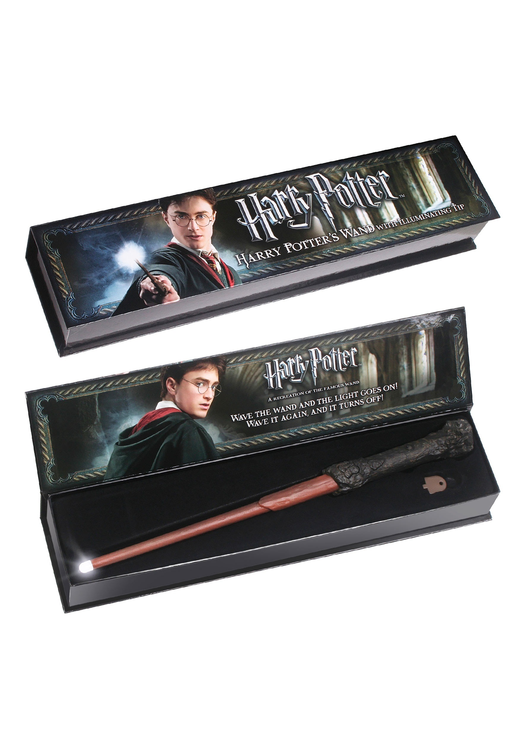 Harry Potter Illuminating Wand ~ Wand Tv Twitter