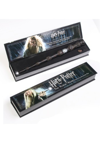 Click Here to buy Dumbledore Illuminating Elder Wand from HalloweenCostumes, USA Funds & Shipping