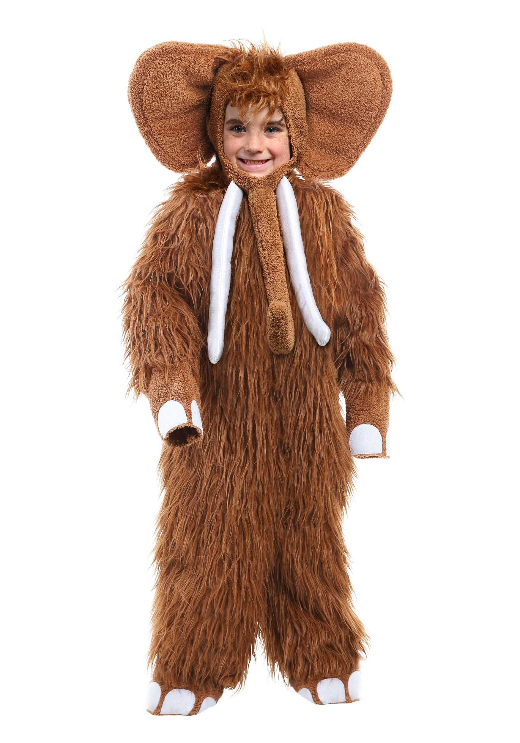 Woolly Mammoth Boys Costume
