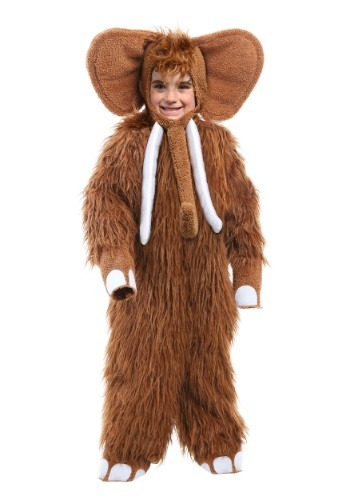 Woolly Mammoth Costume for Boys
