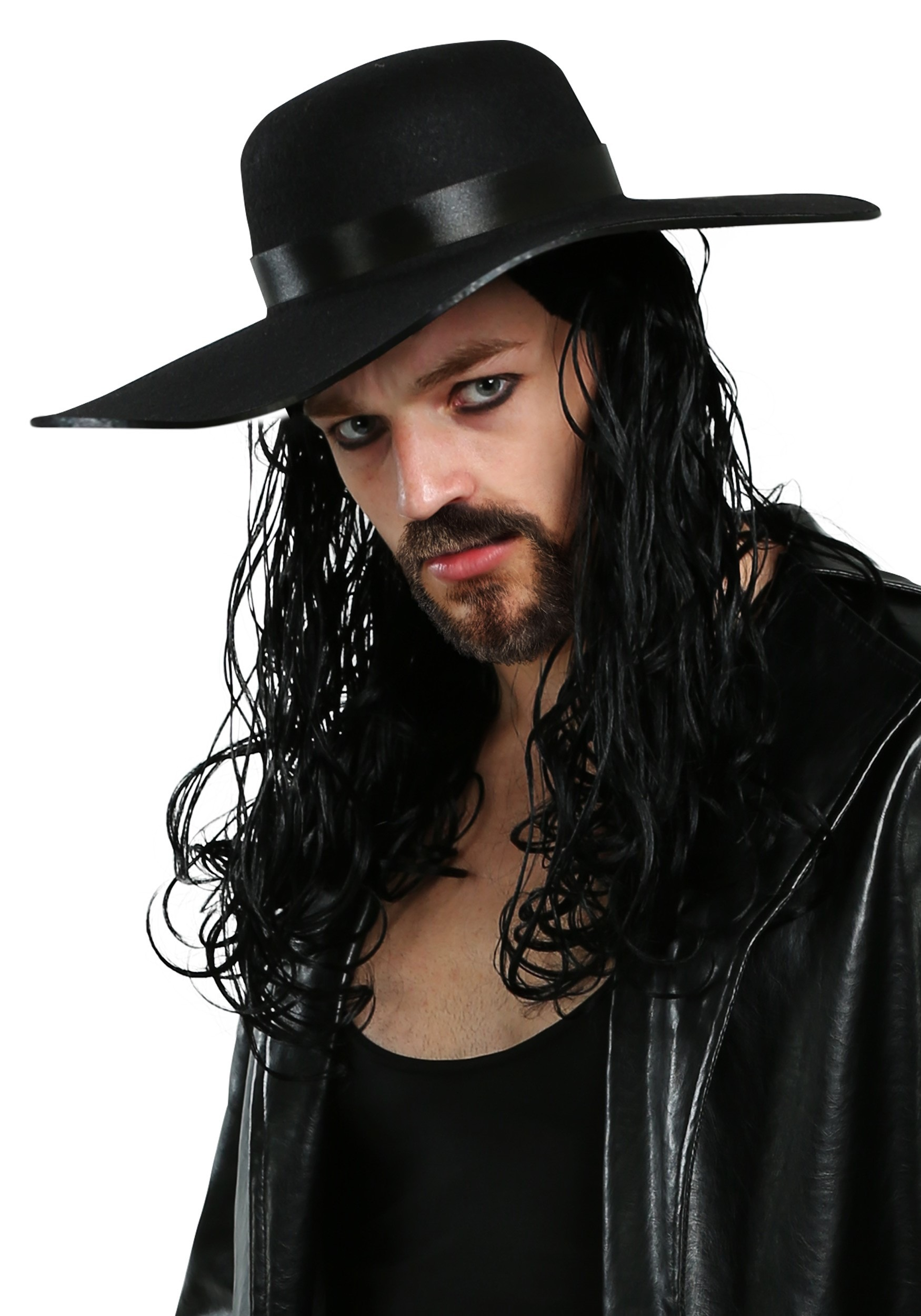 WWE Undertaker Men's Wig FUN0666