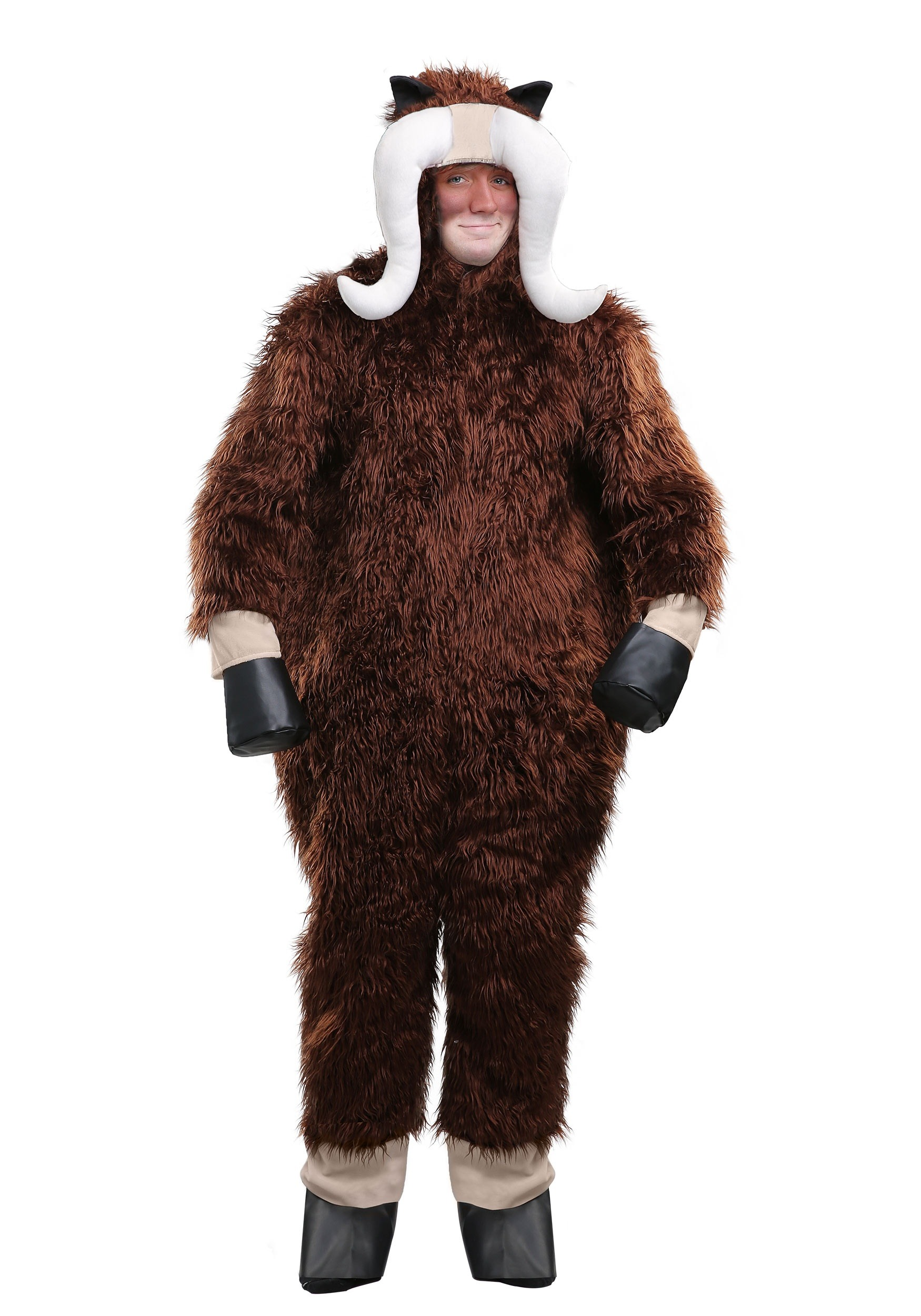 Muskox Adult Costume  sc 1 st  Halloween Costumes & Muskox Costume for Adults