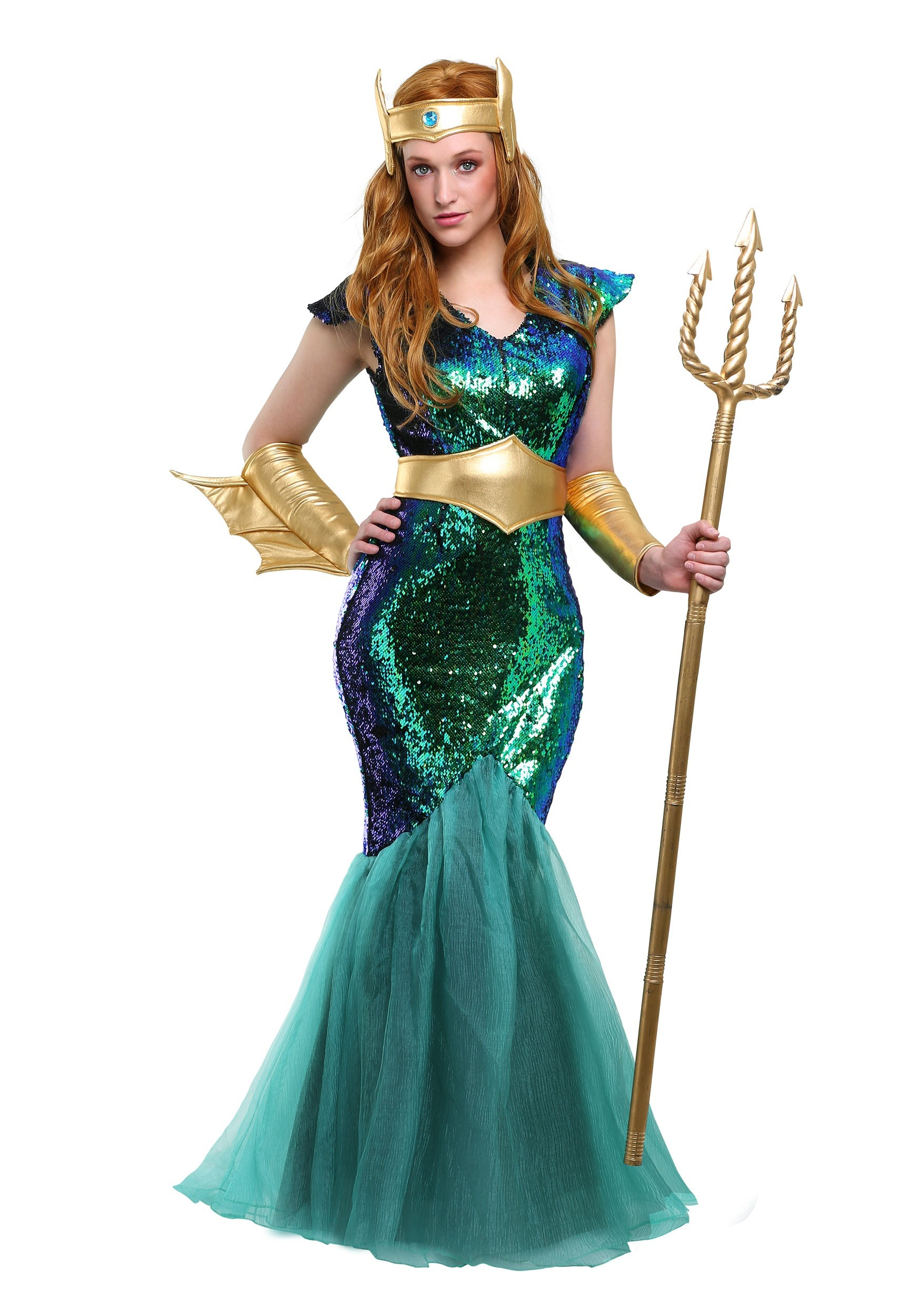 Mermaid Costumes - Adult, Child Little Mermaid Costumes