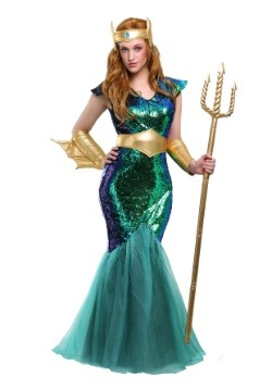 Sea Siren Women's Costume