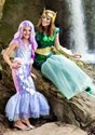 Women's Sea Siren Plus Size Costume5