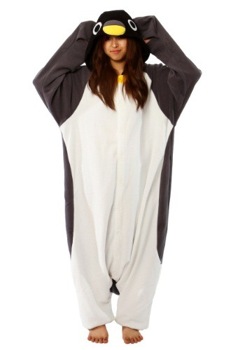 Click Here to buy Penguin Kigurumi from HalloweenCostumes, USA Funds & Shipping
