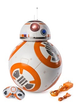 Star Wars BB-8 Lifesize R/C update1