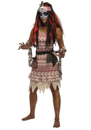 Voodoo Witch Women S Costume Costumes