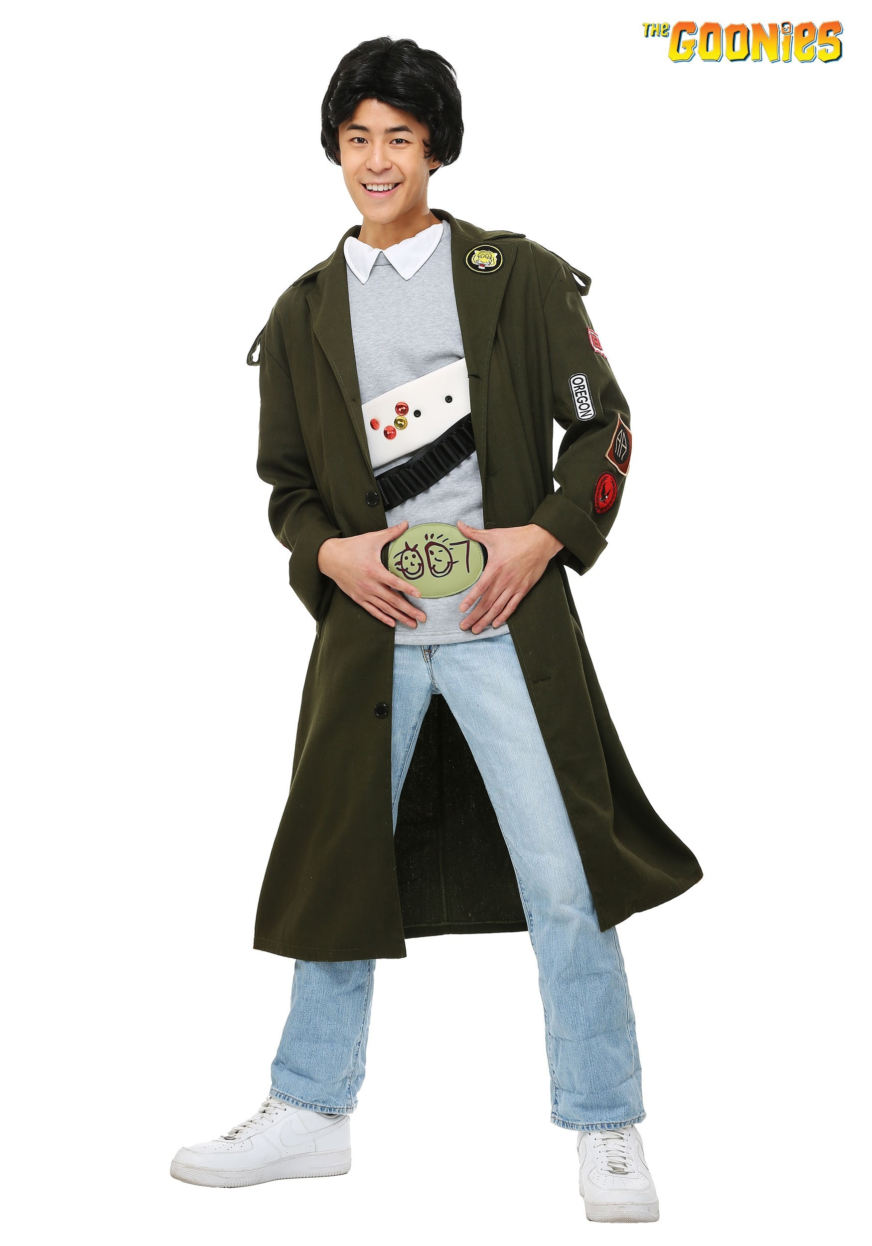 The Goonies Adult Data Costume  sc 1 st  Halloween Costumes & Goonies Costumes - HalloweenCostumes.com