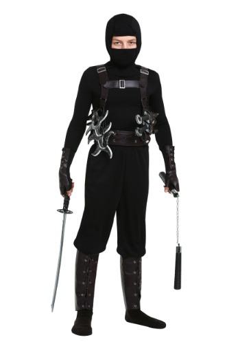 Ninja Assassin Boys Costume