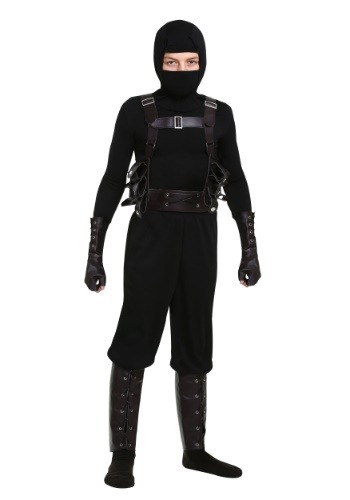 Click Here to buy Ninja Assassin Boys Costume from HalloweenCostumes, USA Funds & Shipping