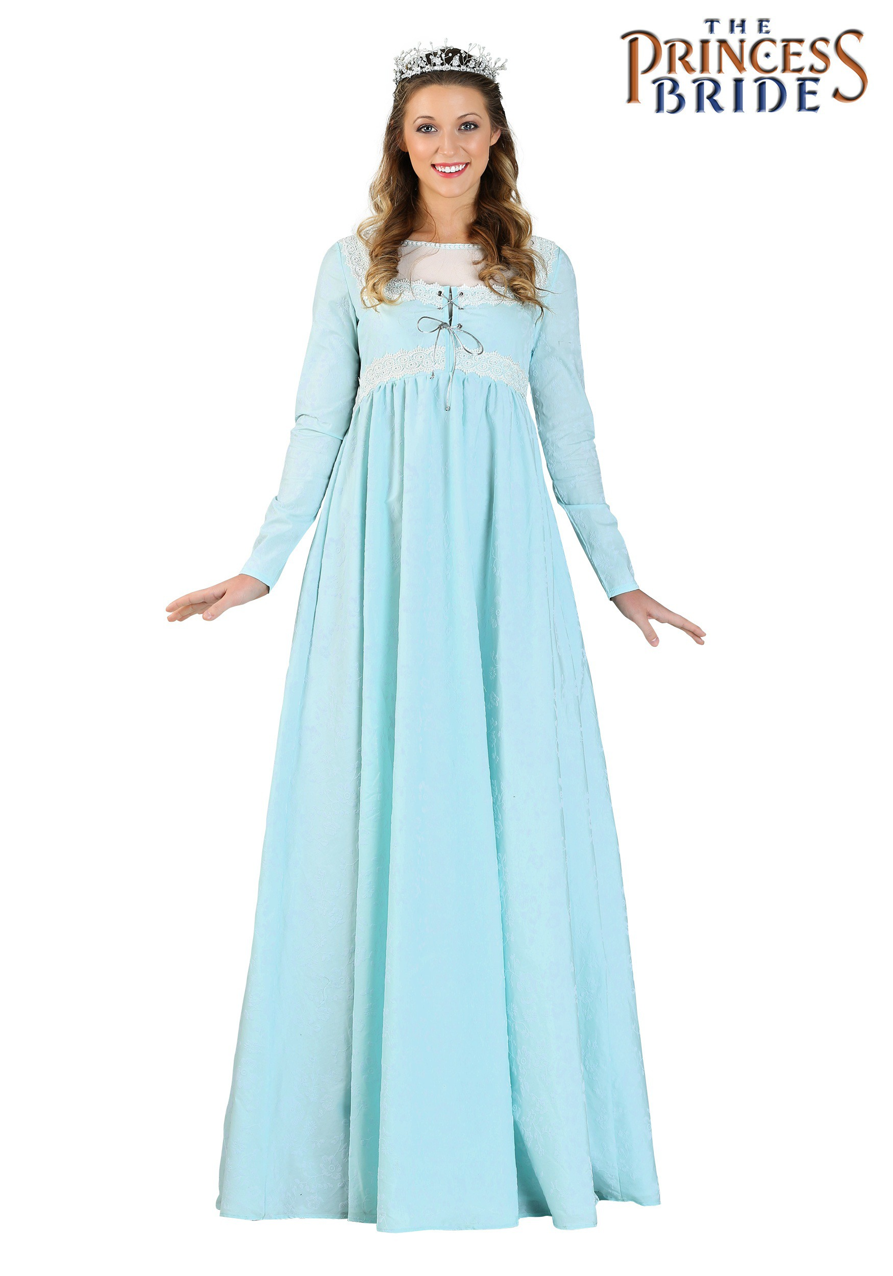 Princess Bride Buttercup Wedding Dress Costume