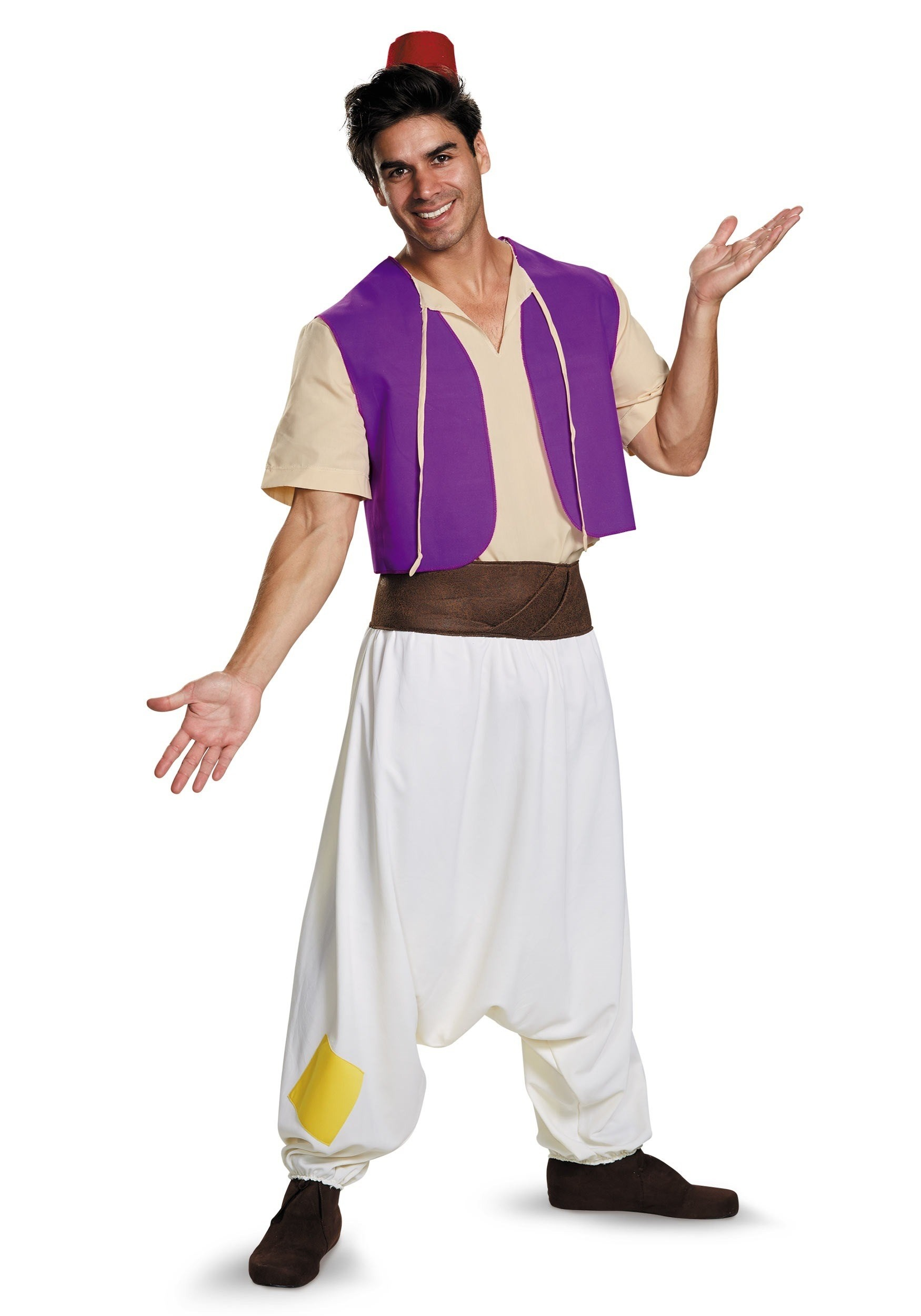 Aladdin Street Rat Adult Costume  sc 1 st  Halloween Costumes & Adult Disney Character Costumes