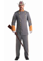 Adult Confederate Officer Costume