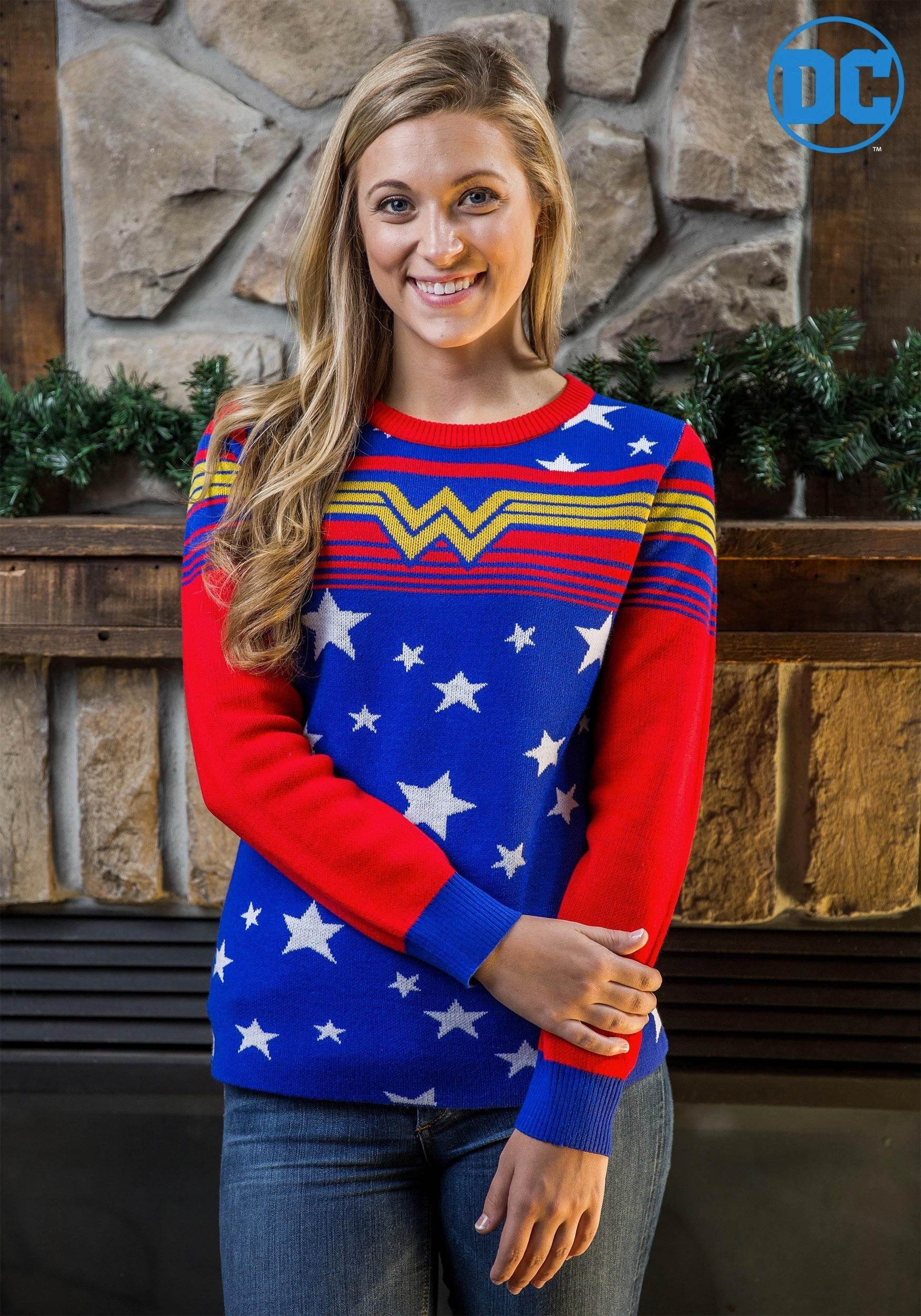 Ugly christmas sweater women