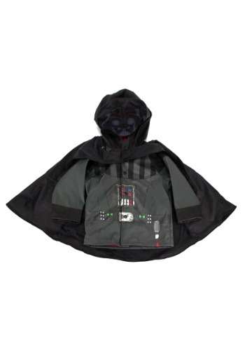 Click Here to buy Star Wars Darth Vader Raincoat from HalloweenCostumes, CDN Funds