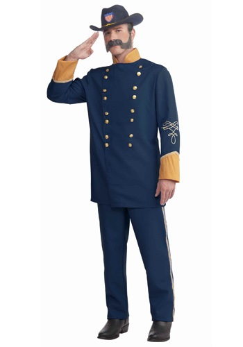 Adult Union Officer Costume By: Forum Novelties, Inc for the 2015 Costume season.