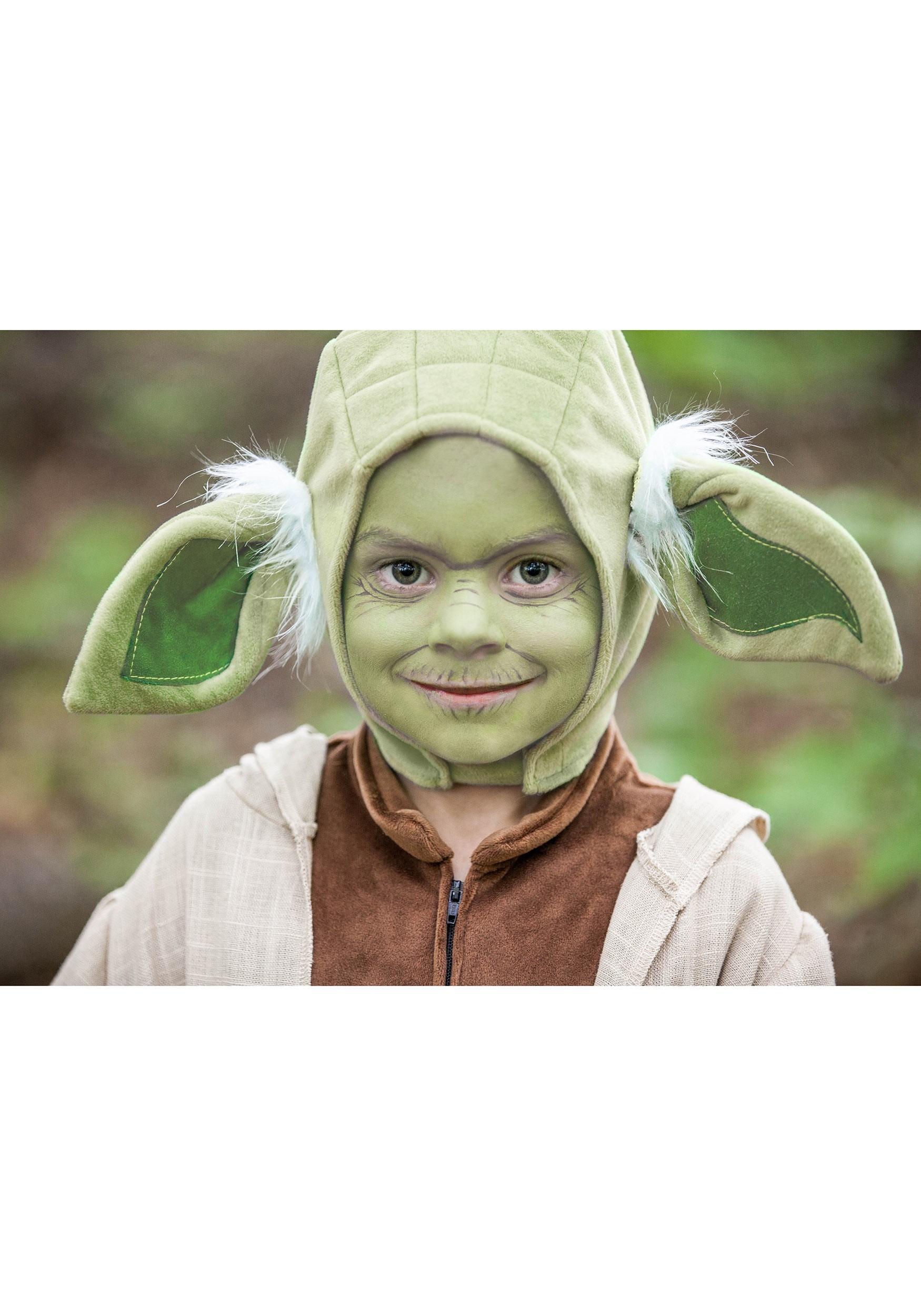 Costume Halloween Yoda.Star Wars Yoda Costume For Kids