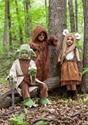 Star Wars Kids Yoda Costume Alt 3