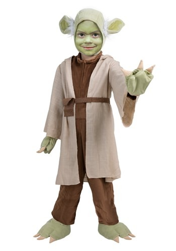 Star Wars Yoda Costume for Kids