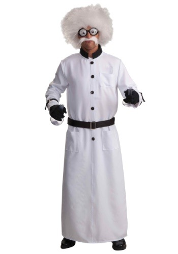 Mad Scientist Costume Update 1