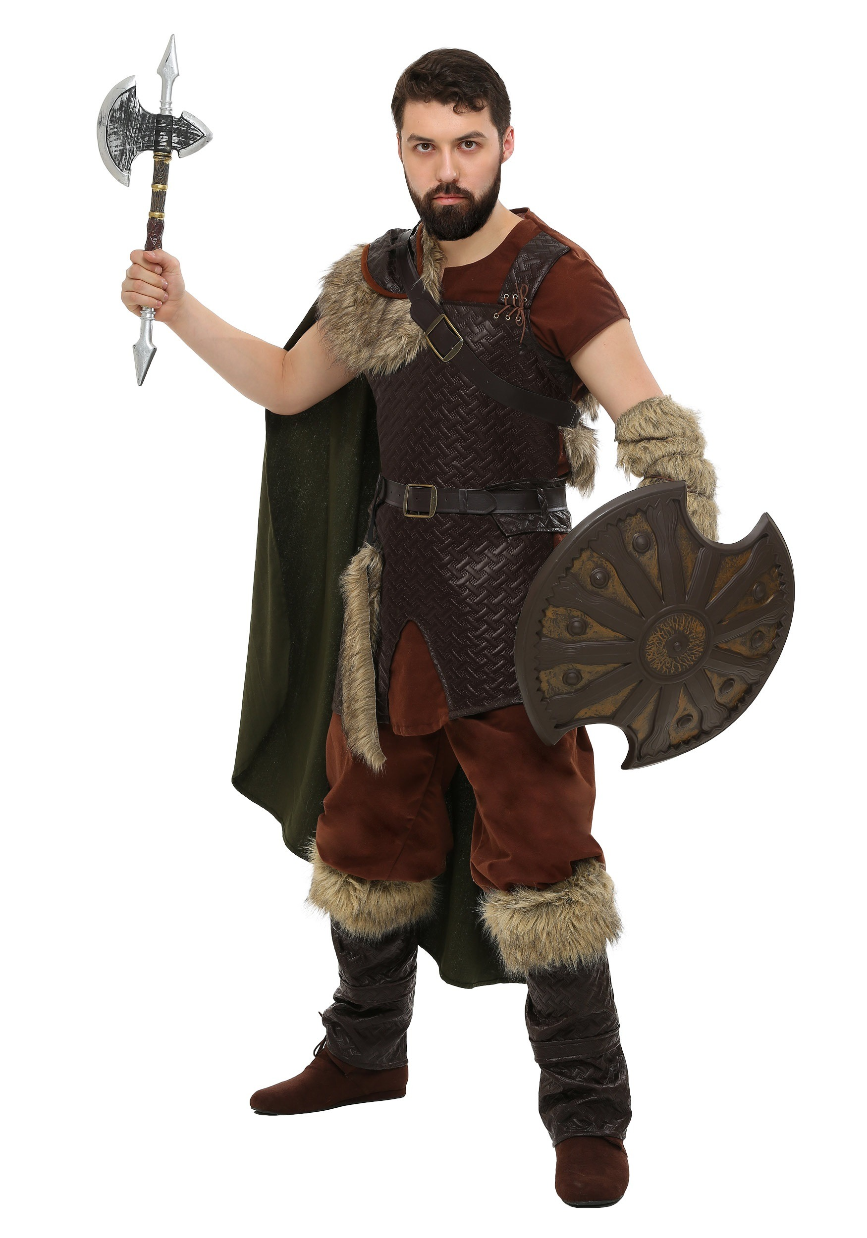 Adult Nordic Viking Costume  sc 1 st  Halloween Costumes & Viking Costumes u0026 Warrior Outfits - HalloweenCostumes.com