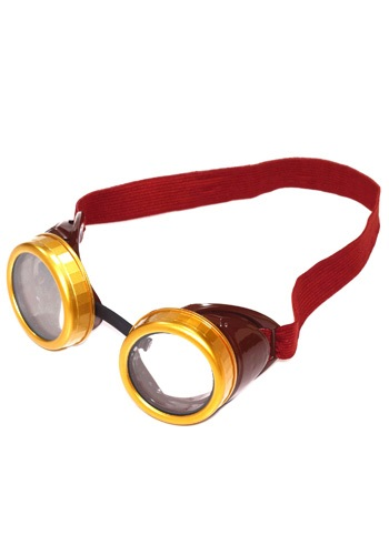 Click Here to buy Steampunk Brown Goggles from HalloweenCostumes, CDN Funds