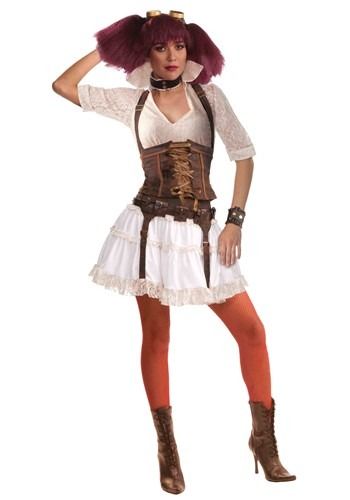 Women's Steampunk Costume By: Forum Novelties, Inc for the 2015 Costume season.