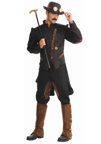Steampunk Gentleman Costume By: Forum Novelties, Inc for the 2015 Costume season.