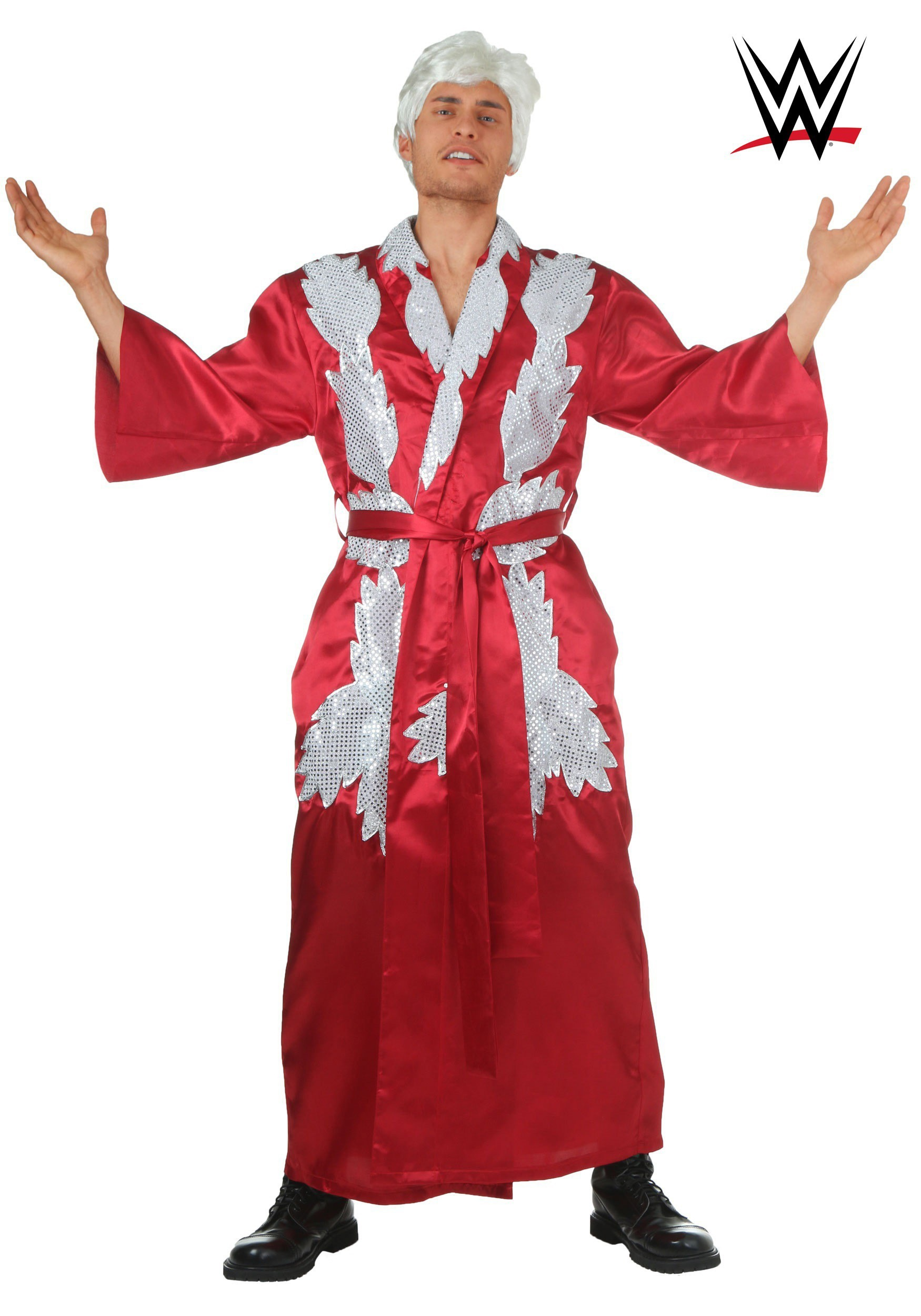 Plus Size Men's Ric Flair Costume FUN6097PL