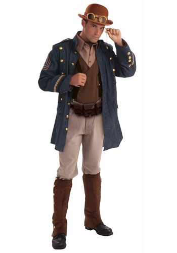 Click Here to buy Steampunk General Costume from HalloweenCostumes, CDN Funds