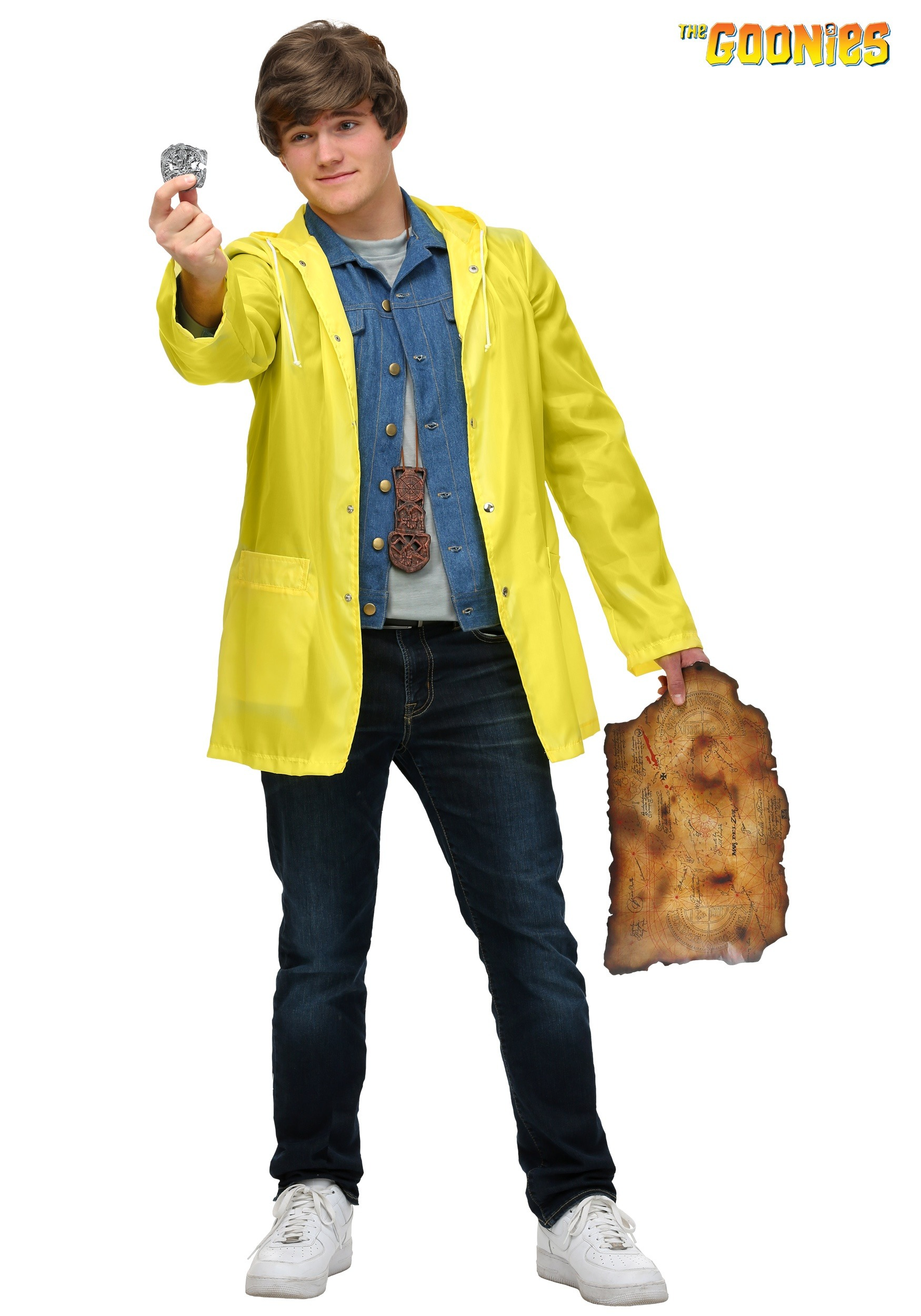 The Goonies Mikey Costume for Men - Costume